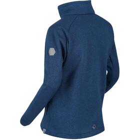 Regatta Avalon Veste Softshell Enfant, nautical blue